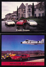 1992 All Sports Marketing Exotic Dreams Trading Card Set Complete 100 cards