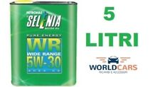 5 LT LITRI OLIO MOTORE SELENIA WR PURE ENERGY 5W30 5W-30  FIAT LANCIA ALFA ROMEO