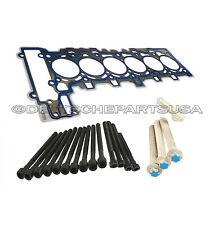 ENGINE CYLINDER HEAD GASKET + Bolt Set for BMW E60 E90 X3 525i 530i X5 328Xi
