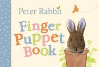 Peter Rabbit Finger Puppet Book (PR Baby books) by Potter, Beatrix, NEW Book, FR