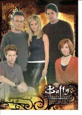 Buffy temporada 4 Promo Card WW2000