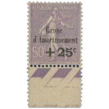 N°276 CAISSE D'AMORTISSEMENT, TIMBRE NEUF DE 1931