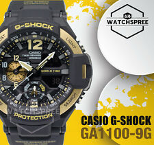 Casio G-Shock Master of G Gravitymaster Series Watch GA1100-9G