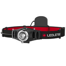 kQ LED Lenser H5 - Power LED Stirnlampe / Kopflampe von Zweibrüder mit Tasche