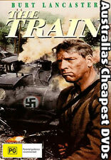 The Train  DVD NEW, FREE POSTAGE WITHIN AUSTRALIA REGION ALL