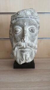Reproduction du musée du Louvre tête homme