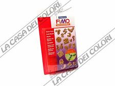 FIMO ACCESSOIRES - STAMPO PUSH - ORNAMENTI - STAMPINI