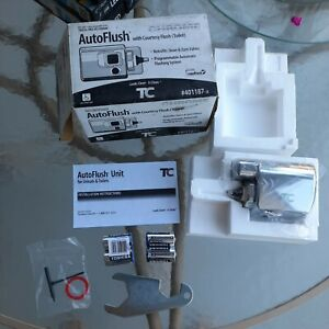 Technical Concepts TC #401187 AutoFlush Sidemount Automatic Toilet Flusher