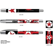 "The Clash ""Stars & Stripes"" logo Gel Pen, Officially Licensed."