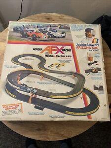 Afx Jackie Stewart Arizona 500 Race Set