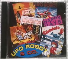 Ufo Robot & Co. Compilation originale cd Raro