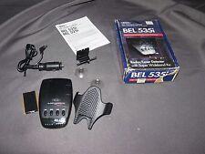 b Bel Super Wideband Ka with Laser audio / visual Radar Detector