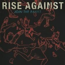 "RISE AGAINST - Join The Ranks Ltd.7"" EP"