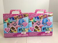 Disney Princess Sticker Kits Foldable Back To School Party Favors Gifts Lot Of 2