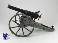 JOUET ANCIEN MARKLIN EARLY LARGE GUN FOR MILITARY HORSE CARRIAGE ALL ORIGINAL