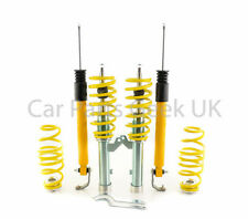 Seat Leon 5F 2012-2018 FK AK Street Coilover Suspension Kit 50mm Strut FREE P&P