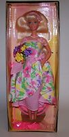Avon Spring Petals Caucasian Blonde Barbie Doll Second Series Mattel 1996