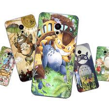 Suave TPU para Meizu Pro 7 Plus Motorola Moto E4 Plus C G5S M X4 Cubierta Totoro