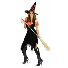 Witch Adult Costume, Sexy Witches, Women's Fancy Dress, Halloween Parties G11141