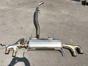 Nissan R35 GTR 2018 Titanium Exhaust System - No Tips