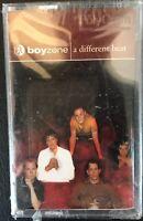 BOYZONE - A DIFFERENT BEAT - Cassette Album - UK 1996 - UNOPENED (NM)