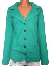 bpc Damen Sweatjacke Blazer Jacke smaragd GR. 44 Damen NEU