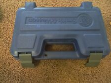 Smith & Wesson S&W Factory Hard Plastic Gun Case w/Padding -quality