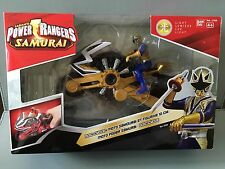 Power Rangers Mighty Morphine DX Samouraï Disc Cycle-Rare Gold Ranger NEW SEALED