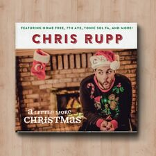 Chris Rupp (founder of Home Free) New Christmas CD A Little More Christmas