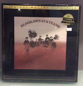 Blood, Sweat & Tears - One Step Mofi UD1S 2-016 45 RPM 2LP Vinyl Box Set