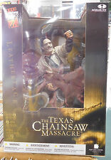 Leatherface 12 inch figure McFarlane Toys Texas Chainsaw Massacre SEALED 2004
