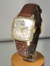 Vintage art deco Elgin selfwinding Hammer automático señores reloj de pulsera-incl. box