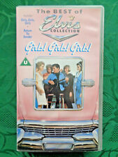 The Best of Elvis Collection. Girls! Girls! Girls! VHS.