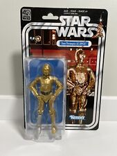 star wars black series 6 inch C3po 40th Anniversary***Read***