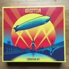 Led Zeppelin - Celebration Day Deluxe Edition (Live 2CD + 2DVD box set)
