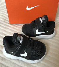 Baby Boys Flex Contact Trainers Size Uk 3.5 Infant