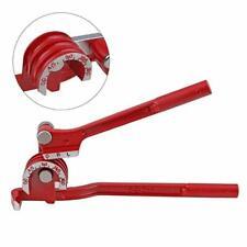 3 in 1 Pipe Tubing Bender Hand Manual 1/4 5/16 3/8 in Air-conditioner Pipe Brake
