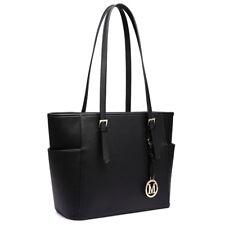 Luxury Women PU Leather Tote Handbag Ladies Long Handle Work Shoulder Bag