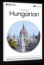 Eurotalk Talk Now Hungarian for Beginners - Download option and CD ROM