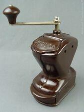 schöne antike Kaffeemühle Coffee Grinder Bakelit Art Deco