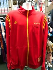 Adidas Spain Track Top Euro Cup 2012 Red Yellow Size 2XL Men's Only