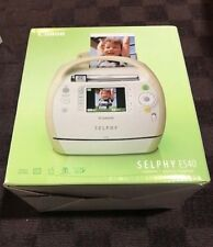 Canon Selphy ES40 Compact Portable Photo Laser Printer Brand New Please READ