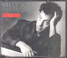 Billy Joel  2  CD's  GREATEST HITS  (c)  1985  BO BARCODE