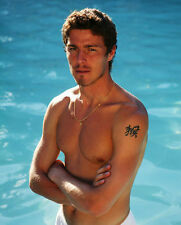 Marat Safin UNSIGNED photo - F1048 - TOPLESS!!!! - SEXY!!!!!!