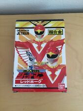 Power Rangers Sentai Jetman Red Ranger Bandai Popy