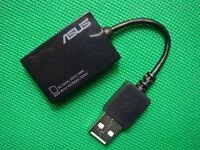 ASUS SD SDHC SDXC MMC MICRO SD/SDHC/SDXC NOTEBOOK Memory Card Reader Adapter