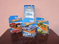 7 Brand New Hot Wheels vehicles action figures for sale by owner!