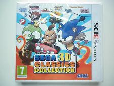 Sonic Sega 3D Classics Collection Jeu Vidéo Nintendo 3DS