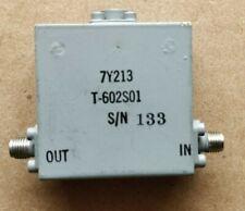 Mica 7Y213 T-602S01 Coaxial Isolators & Circulators 2GHz-4GHz