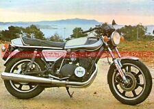 YAMAHA XS 750 ( DOHC ) (3) Carte Postale Moto Motorcycle Postcard